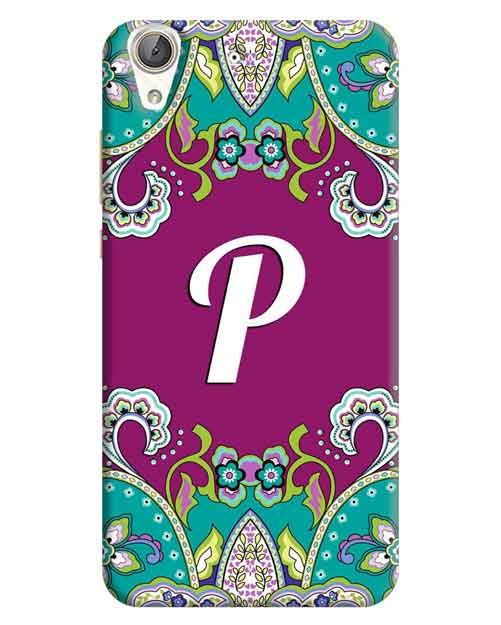 Alphabets - P Huawei Honor Holly 3 Mobile Cover