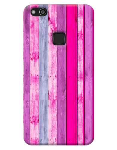 Abstract Back Cover for Huawei P10 Lite