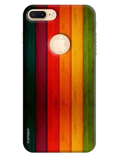 Abstract Apple iPhone 7 Plus Mobile Cover