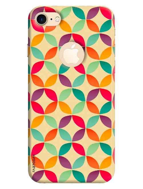 Abstract Apple iPhone 8 Mobile Cover