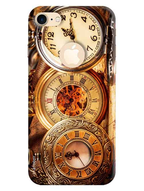 Vintage Watches Apple iPhone 7 Mobile Cover