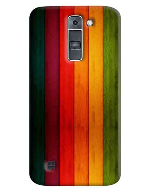 Abstract LG K10 Mobile Cover