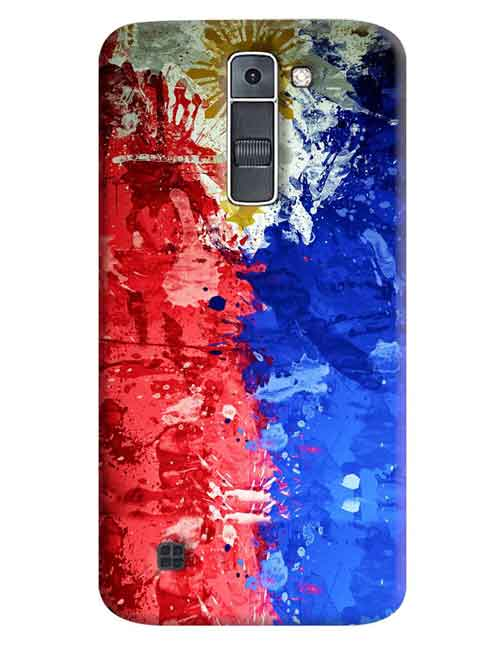 Abstract LG K7 Mobile Cover