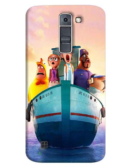 Cartoons LG K7 Mobile Cover