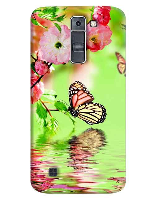 Butterfly LG K7 Mobile Cover