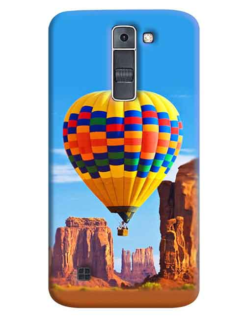 Hot Air Balloons LG K7 Mobile Cover
