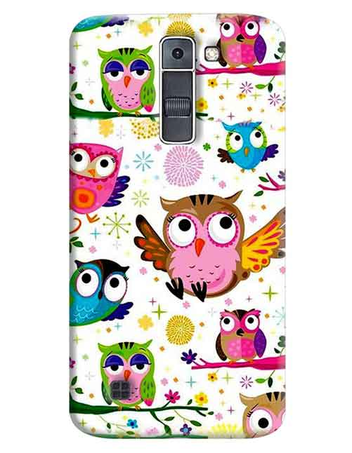 Birds LG K7 Mobile Cover