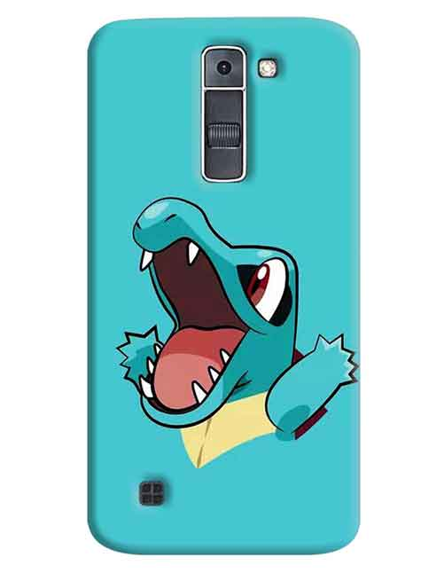 Dragon LG K7 Mobile Cover