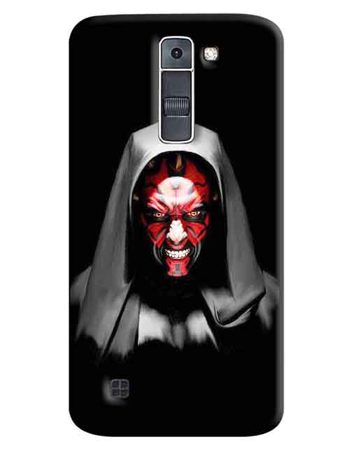 Ghost LG K7 Mobile Cover