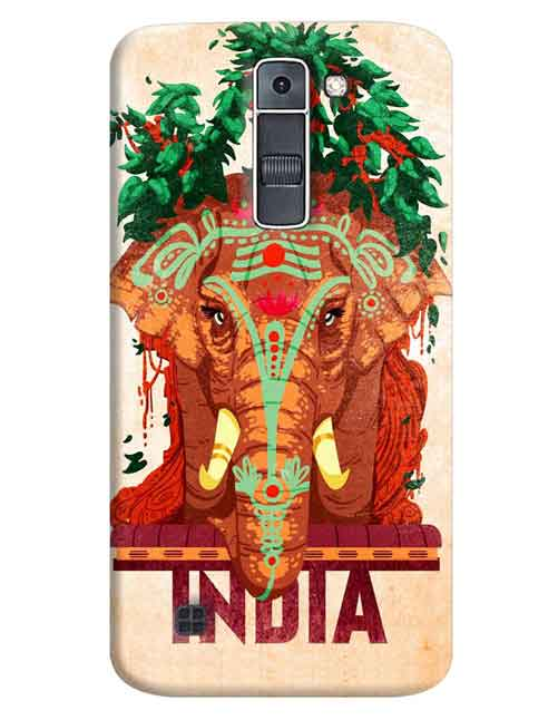 Incredible India LG K7 Mobile Cover