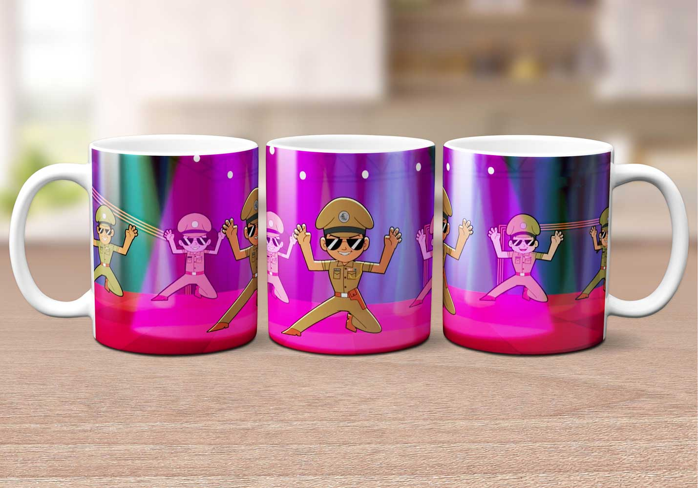 Little Singham Coffee Mug