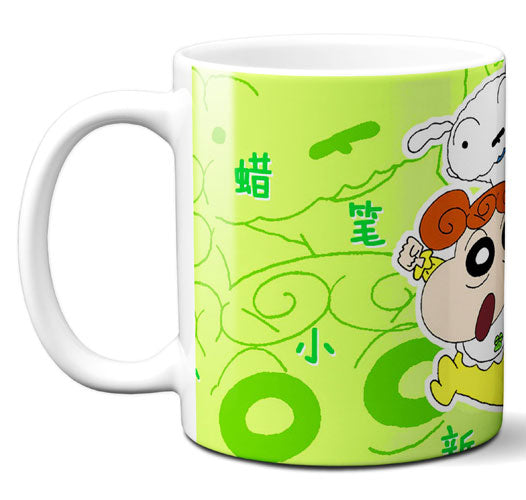 Shinchan Coffee Mug