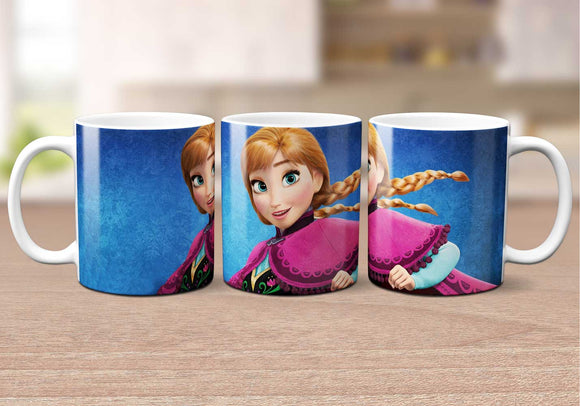 Frozen Mugs