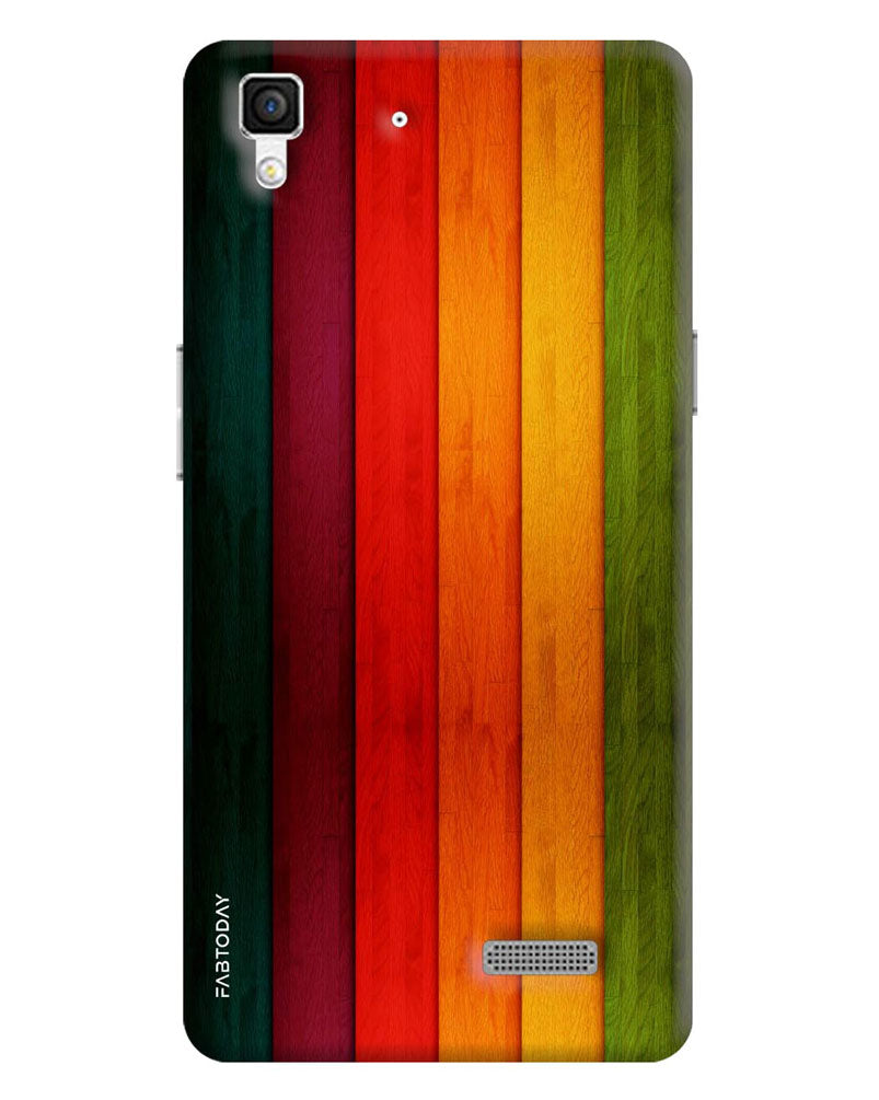new style cd0ca 0aab2 Abstract Back Cover for Oppo R7 Lite
