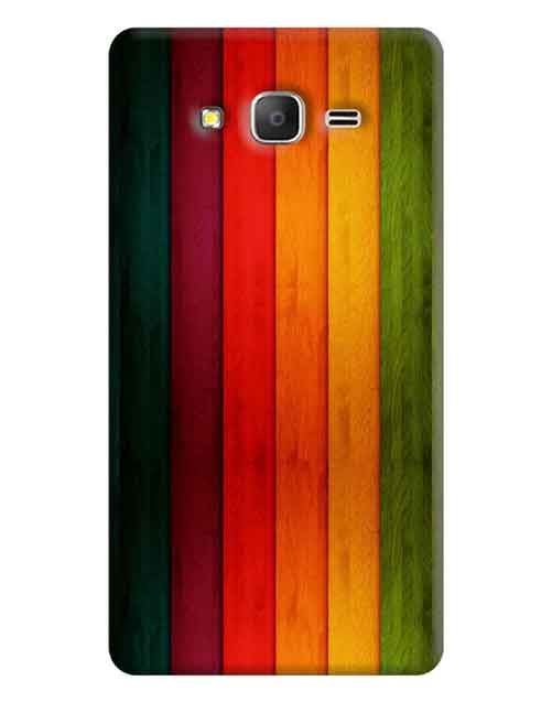 Abstract Back Cover for Oppo F5