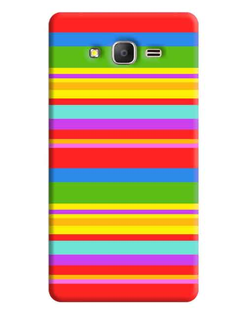 Abstract Back Cover for Samsung Galaxy J2 Ace