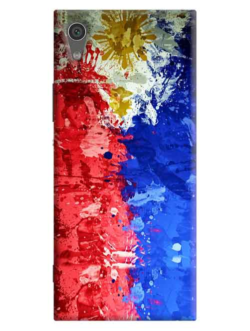 Abstract Sony Xperia XA1 Ultra Mobile Cover