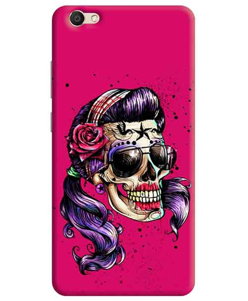 Creative Graphics Vivo V5 Mobile Cover