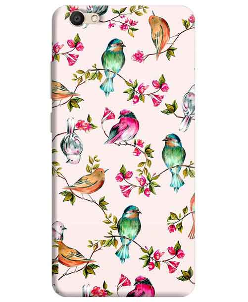 Birds Vivo V5 Mobile Cover
