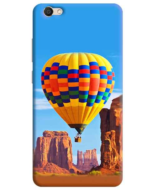 Hot Air Balloons Vivo V5s Mobile Cover
