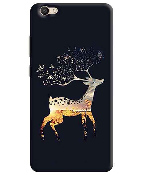 Deer Vivo V5 Mobile Cover