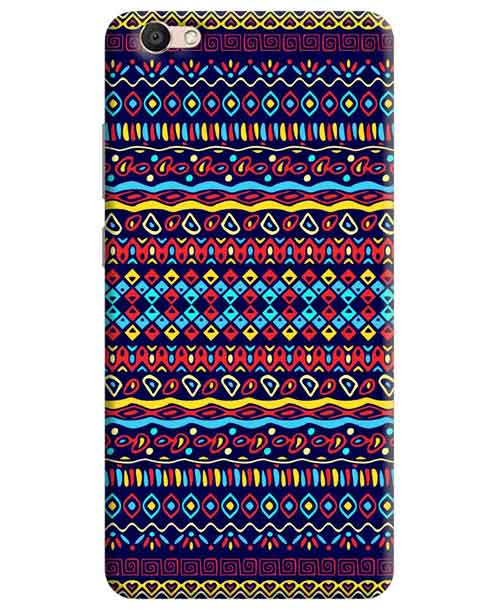 Abstract Vivo V5s Mobile Cover