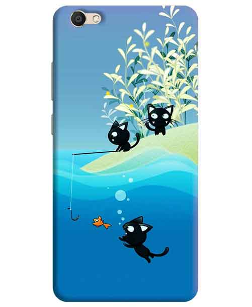 Cartoons Vivo V5 Mobile Cover