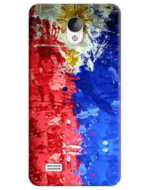 Abstract Vivo Y21 Mobile Cover
