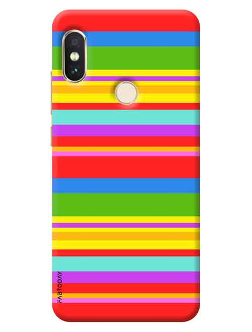 Abstract Xiaomi Redmi Note 5 Pro Mobile Cover