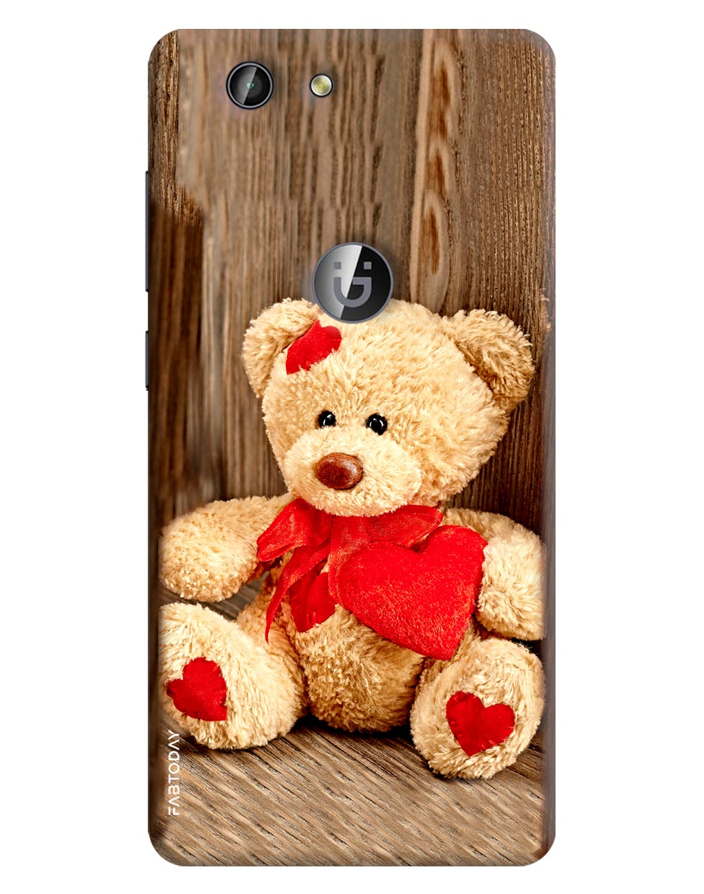 Teddy Back Cover for Gionee F103 Pro