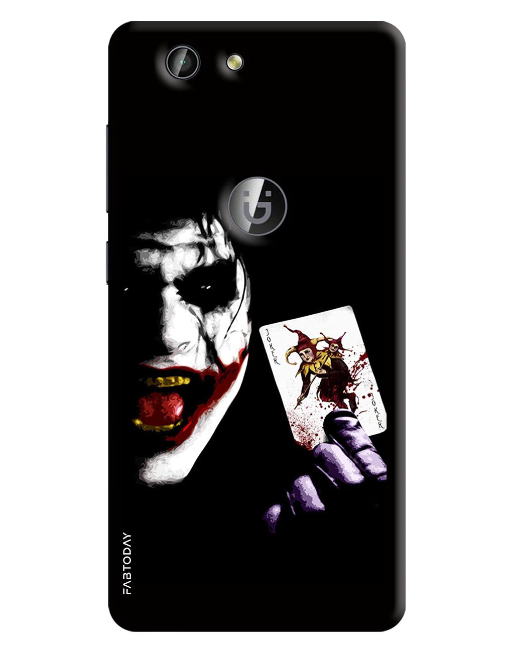 Joker Back Cover for Gionee F103 Pro