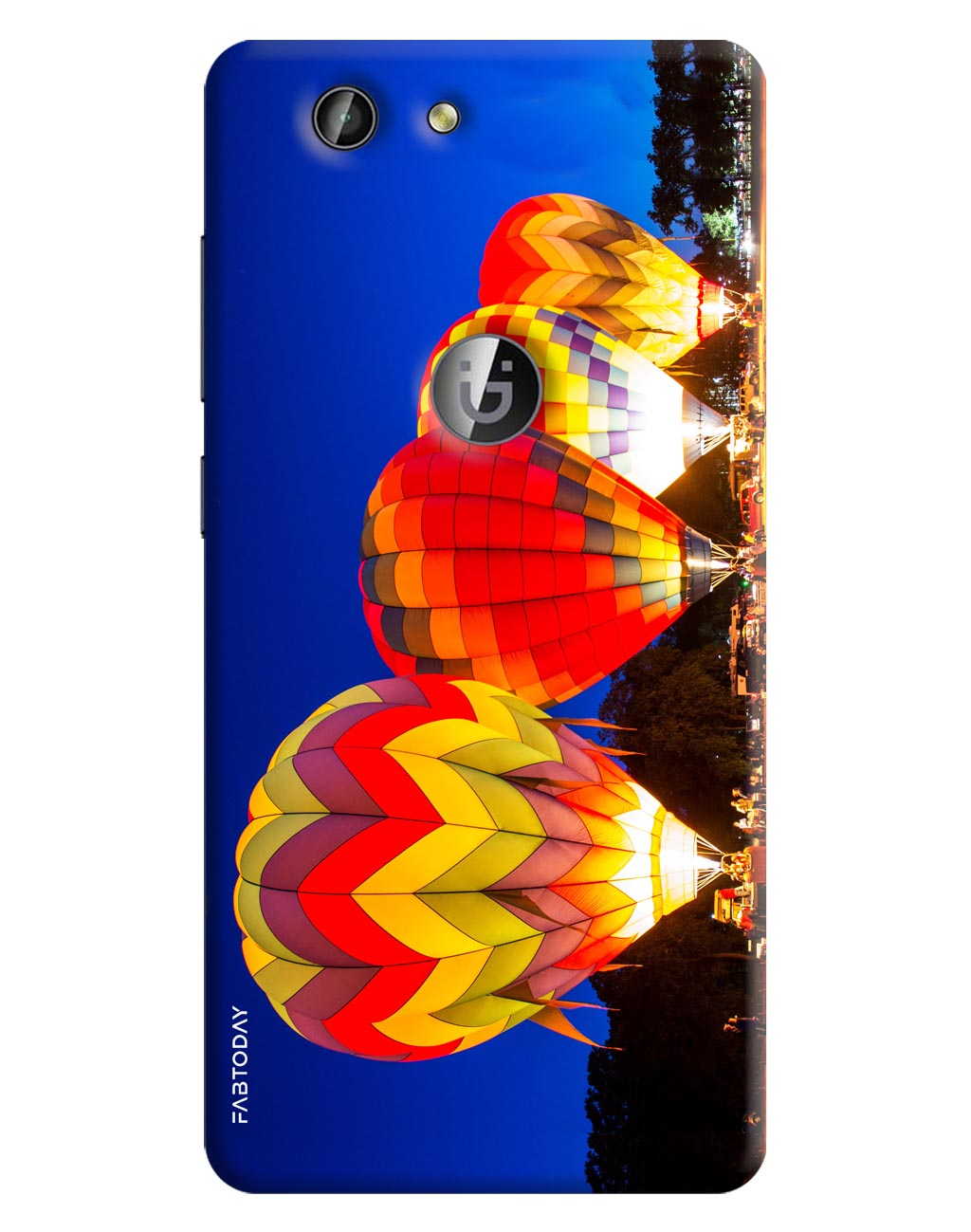 Balloons Back Cover for Gionee F103 Pro