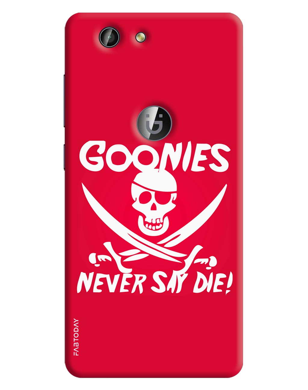 Funny Quotes Back Cover for Gionee F103 Pro
