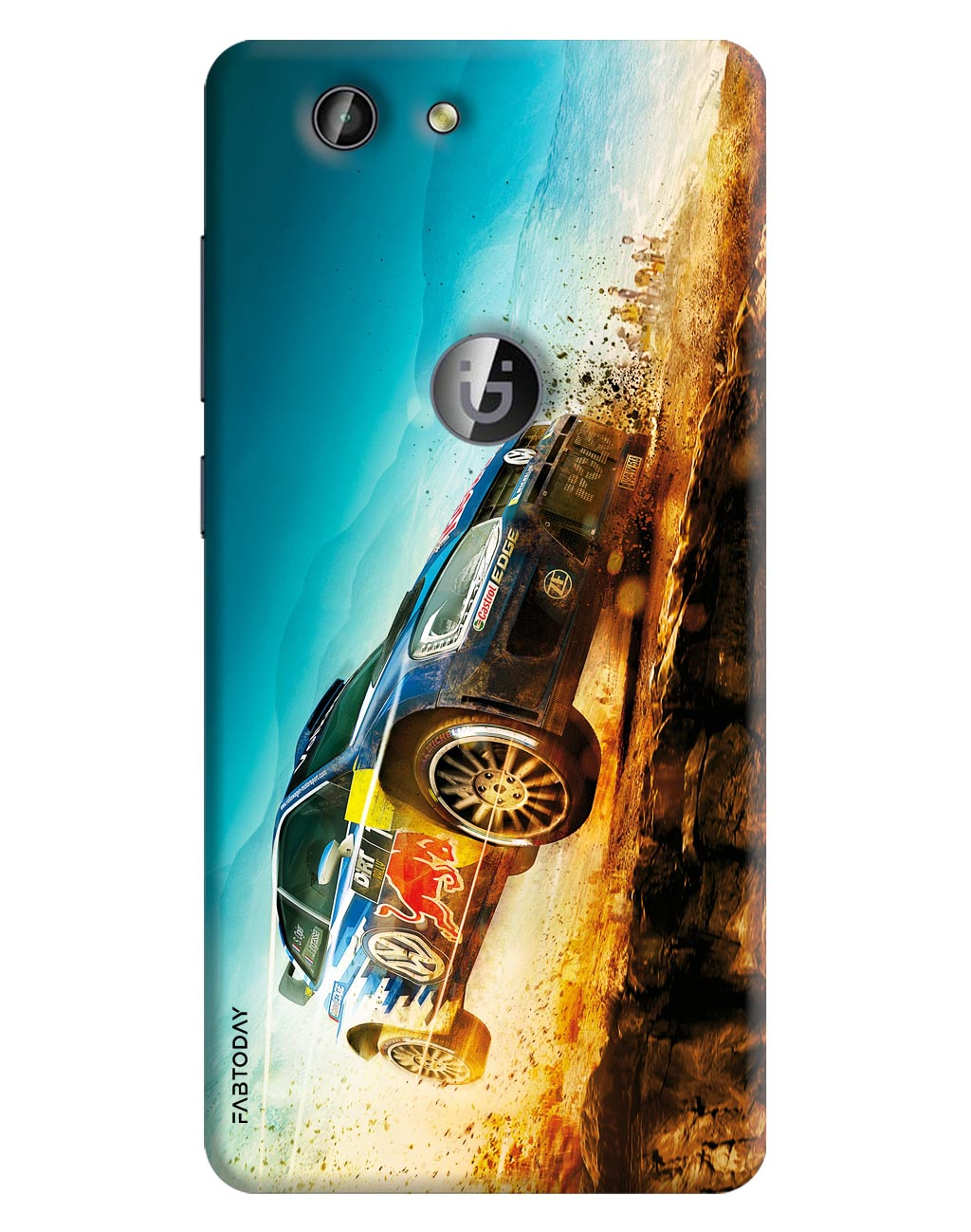 Cars Back Cover for Gionee F103 Pro