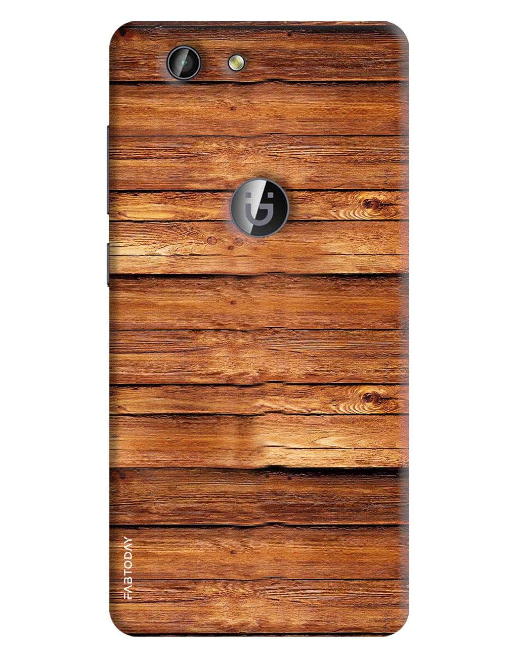 Wooden Back Cover for Gionee F103 Pro