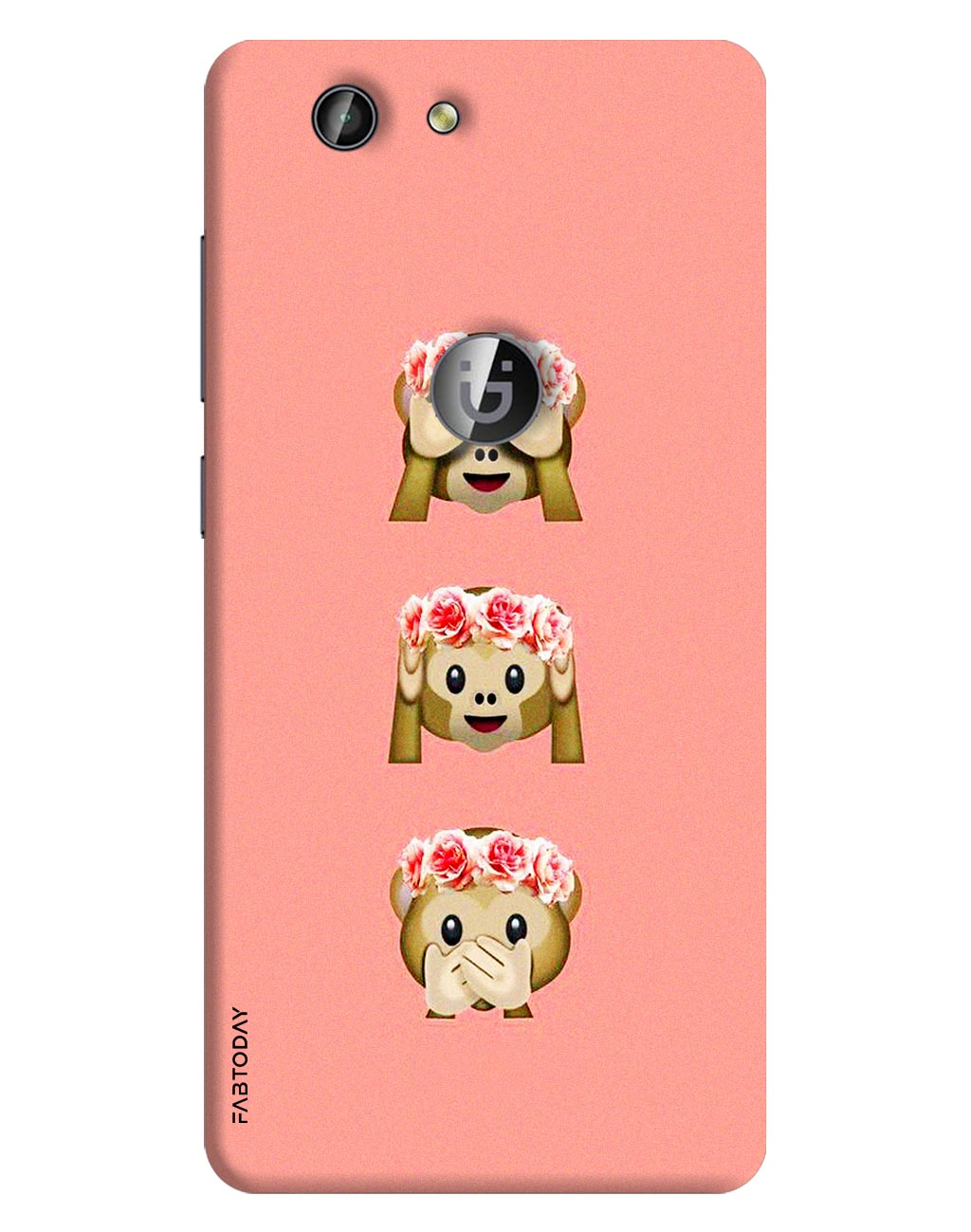 Monkey Back Cover for Gionee F103 Pro