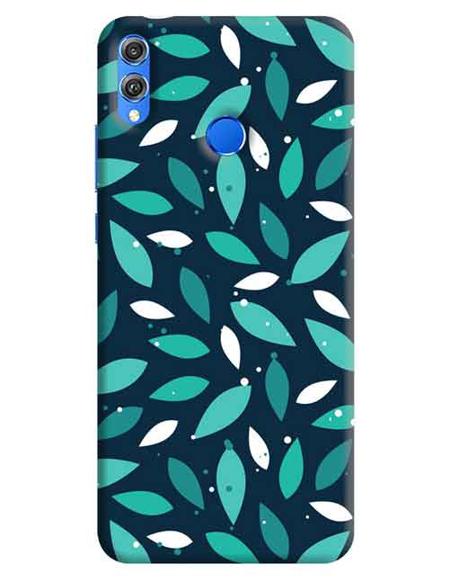 Abstract Honor 10 Lite Mobile Cover