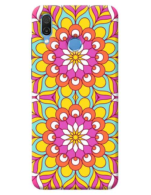 Marble Honor Play Mobile Cover