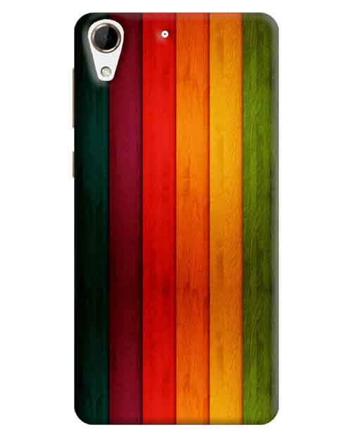 Abstract HTC Desire 728 Ultra Mobile Cover