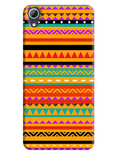 Abstract HTC Desire 820 Mobile Cover
