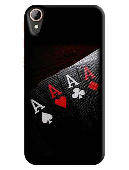 Ace Cards HTC Desire 830 Mobile Cover