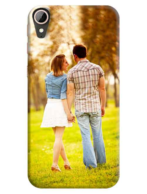 Love walk HTC Desire 830 Mobile Cover