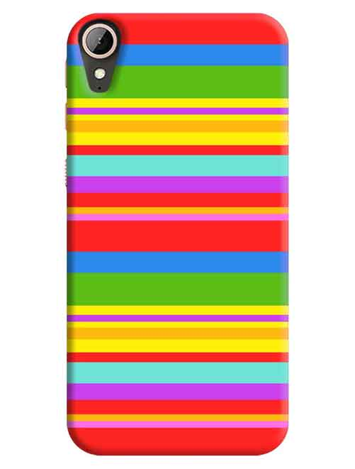 Abstract HTC Desire 830 Mobile Cover