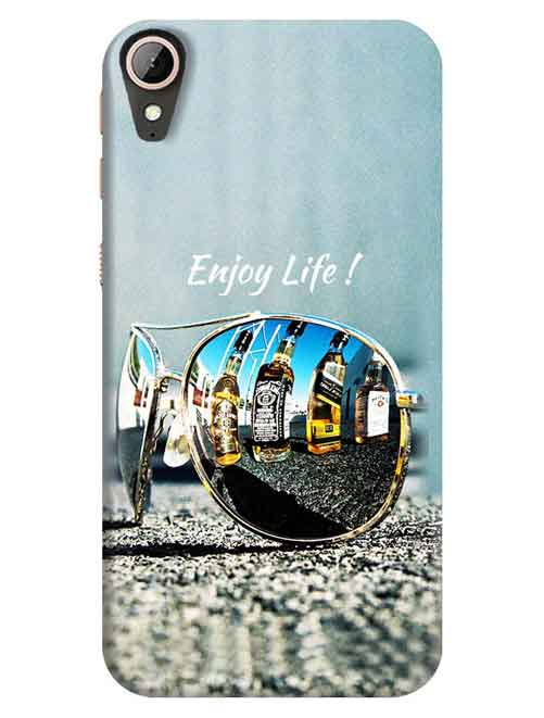 Enjoy Life HTC Desire 830 Mobile Cover