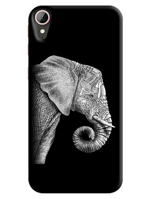 Elephant HTC Desire 830 Mobile Cover