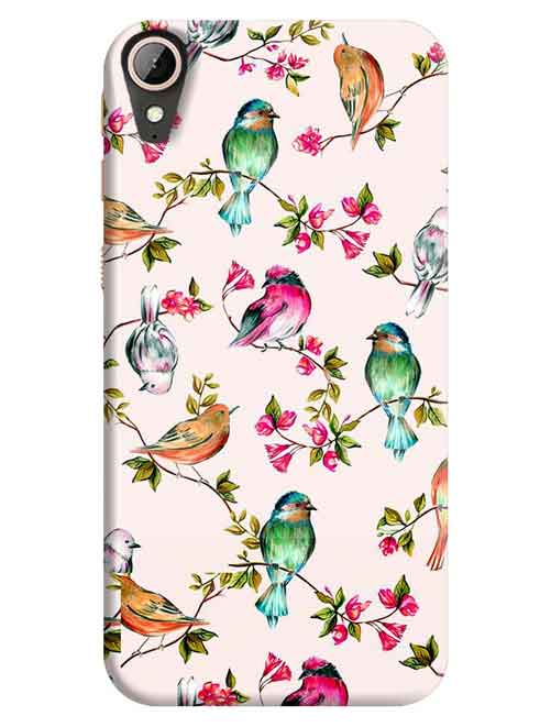 Birds HTC Desire 830 Mobile Cover