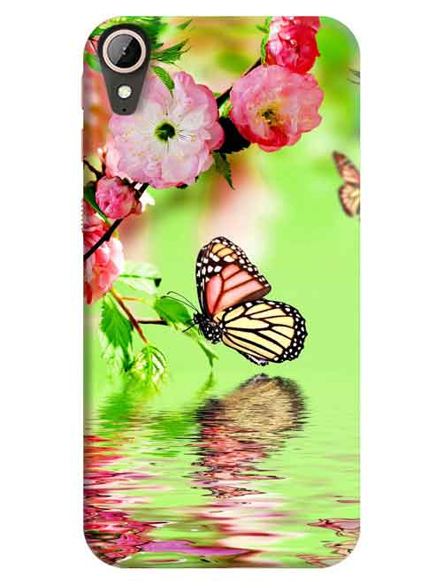 Butterfly HTC Desire 830 Mobile Cover