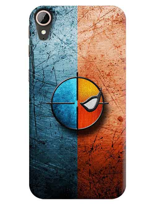 Spiderman HTC Desire 830 Mobile Cover