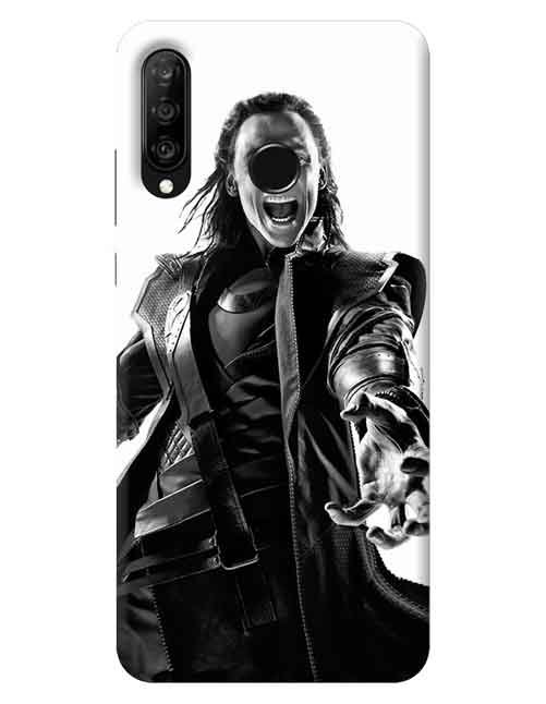 Avengers Tom Hiddleston Huawei P30 Lite Mobile Cover