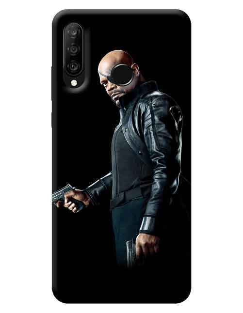 Avengers Nick Fury Huawei P30 Lite Mobile Cover